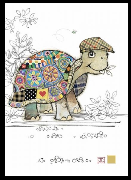 Tommy Tortoise Card
